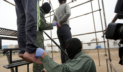 Iran execution (file photo)