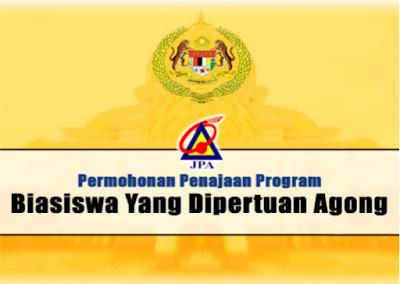 Permohonan Biasiswa Yang Di-Pertuan Agong 2019/2020 Online