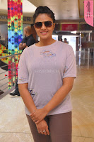 Sri Mukhi in Denim and Jacket at Max Summer Collection Launch  Exclusive 043.JPG