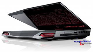 Spesifikasi Harga Laptop Alienware M18X