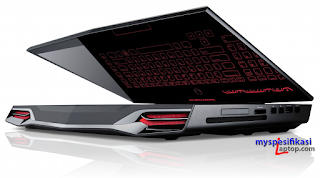 Spesifikasi%2BHarga%2BLaptop%2BAlienware%2BM18X Review Spesifikasi Harga Laptop Alienware M18X Gaming Terbaru