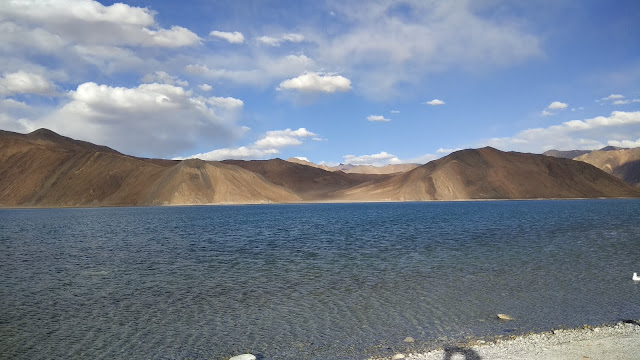 Leh Ladakh Bike Trip and Pangong Lake