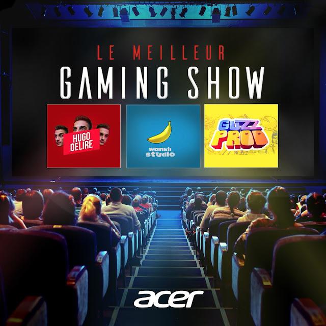 Le meilleur gaming show tours 2017