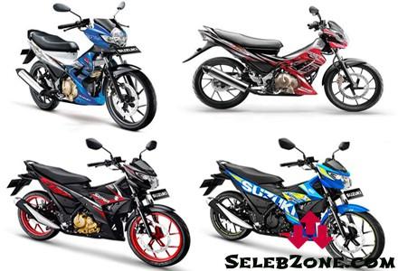 Pasaran Harga Bekas Motor Suzuki Satria Fu