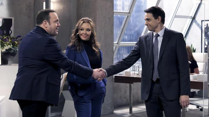 Kevin Can Wait - Episode 2.21 - The Smoking Bun - Press Release