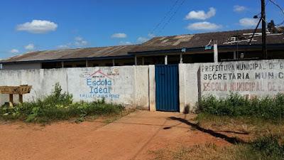 Escola Municipal é furtada