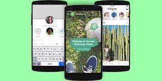 Cara Melihat Status di Whatsapp Tanpa Ketahuan