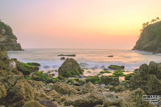 Pantai Sawangan Kebumen
