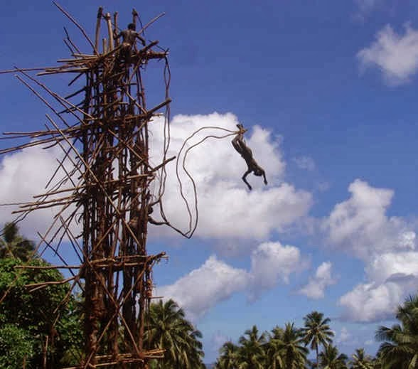 Bizarre Ritual - Bungee Jumping