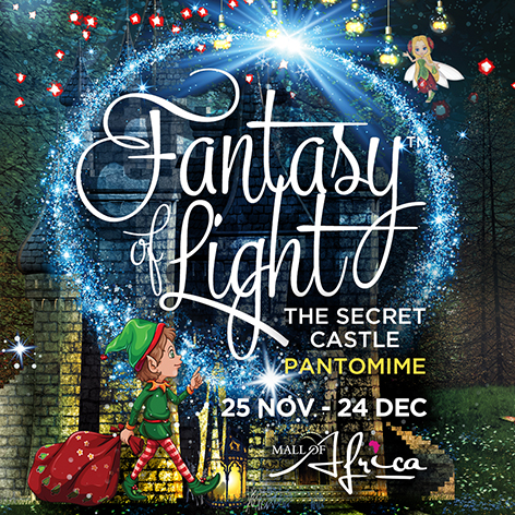 An Extravagant Display of Light and Talent @Waterfall_Park #FantasyOfLight