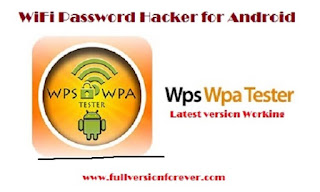 WPA WPS Tester Premium How to hack wifi password using android mobile?