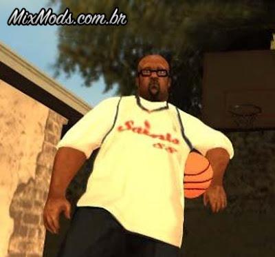 big smoke roupas basquete gta