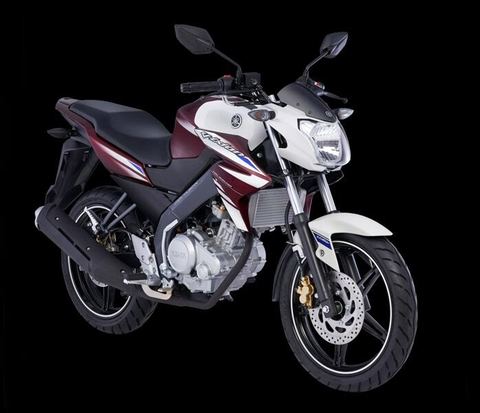 New Vixion Lightning Purple Strike