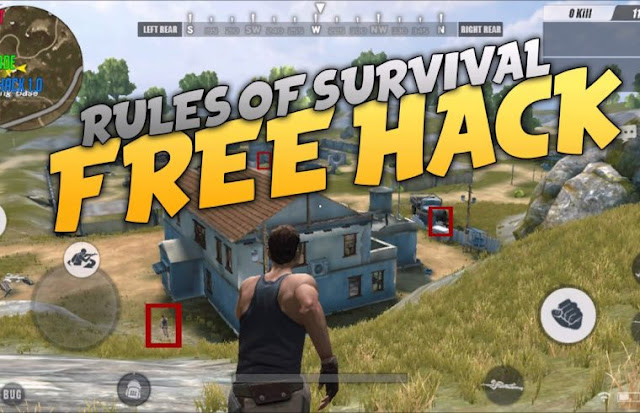 Hack ROS Mới Nhất Glutamin 8.0 – Hack Rules Of Survival PC 18/4/2018