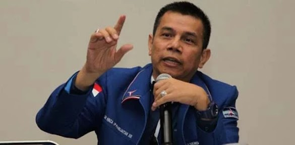 Hasto Sebut Kampanye Prabowo Tak Sesuai Harapan SBY, Ini Bantahan Demokrat
