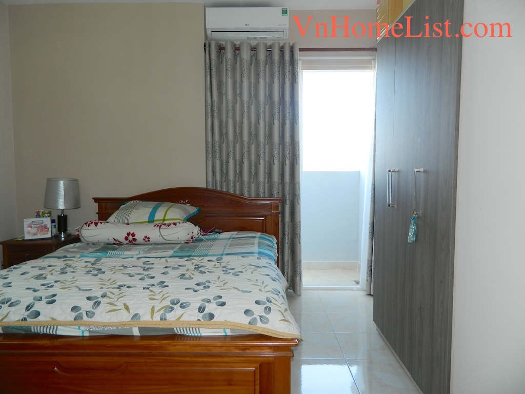 Apartment for Sale FURNISHED THREE BEDROOMS  Vung Tau