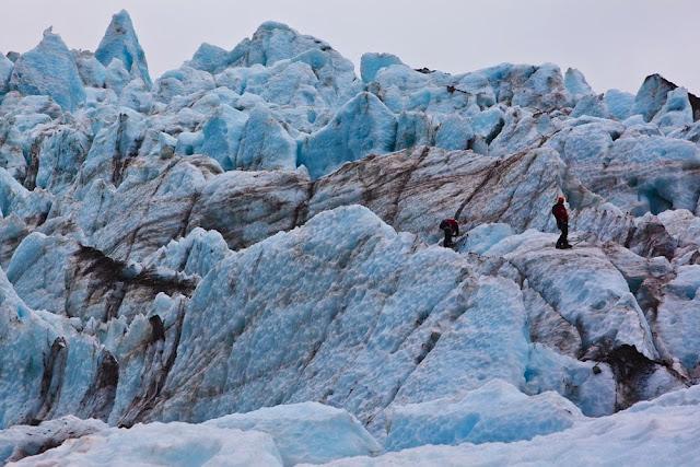 Glaciar Fox - Nova Zelândia