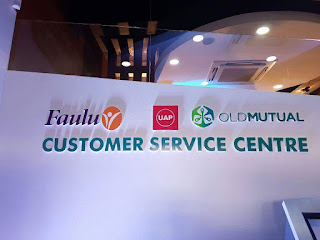Faulu uap old mutual financial services centre Kimathi street nairobi