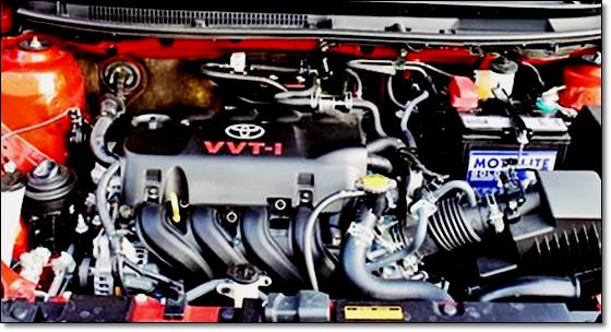 2017 Toyota Vios 1.3 Fuel Consumption Review