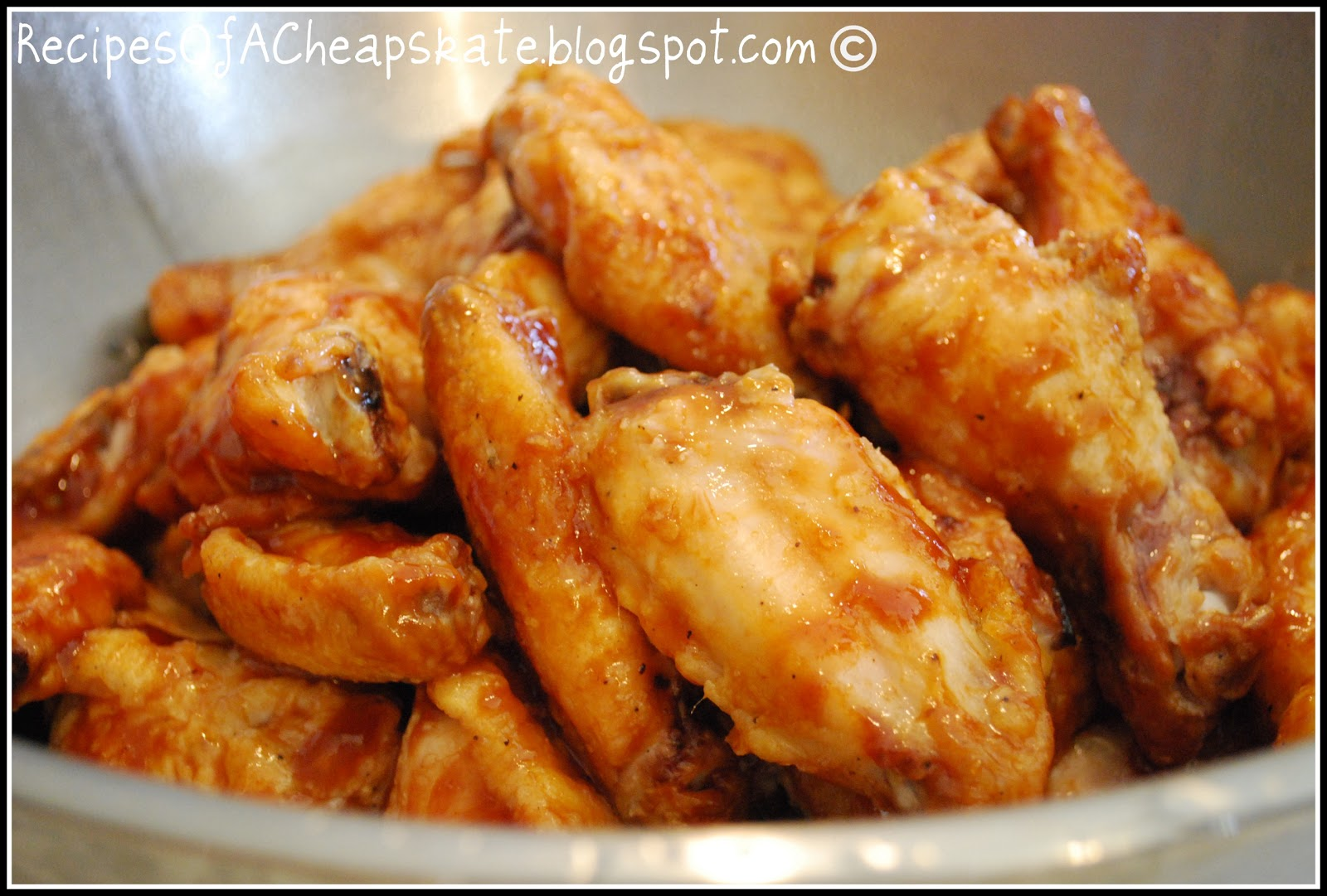 Recipes Of A Cheapskate Twice Baked Chicken Wings
