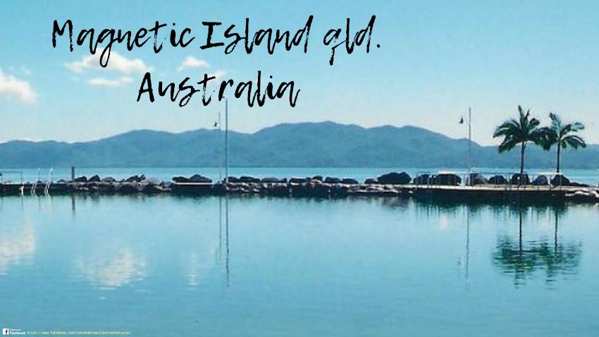 MAGNETIC ISLAND, QUEENSLAND AUSTRALIA