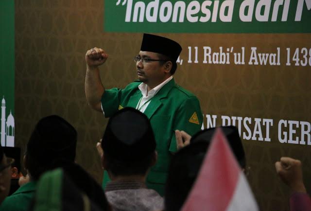 Ketum GP Ansor: Indonesia Sudah Sesuai Syariat Islam
