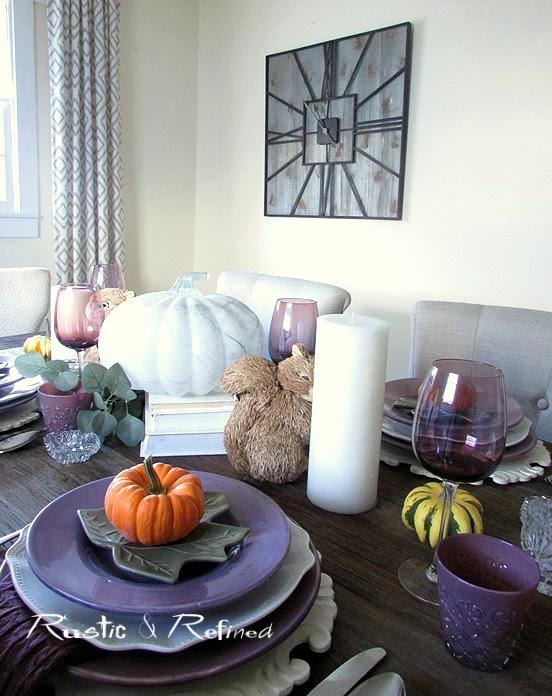 Gorgeous Tablescape