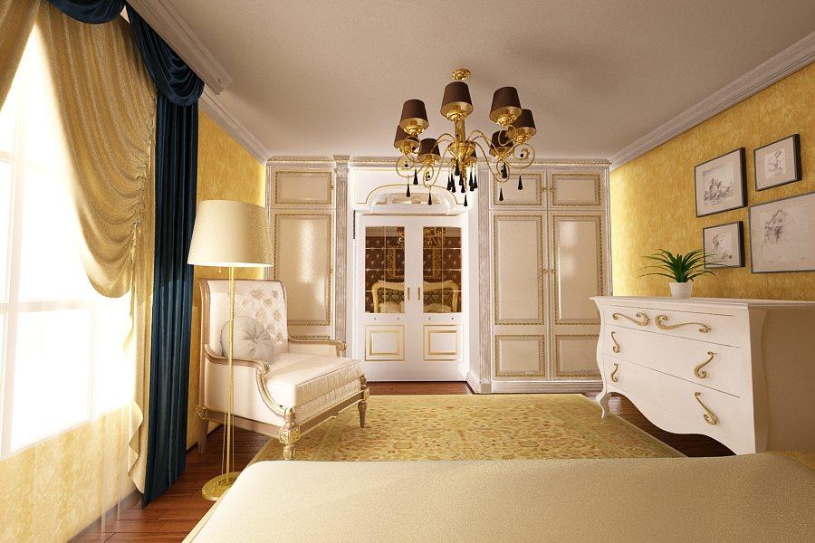Design interior living case de lux Bucuresti | Amenajari interioare vile clasice