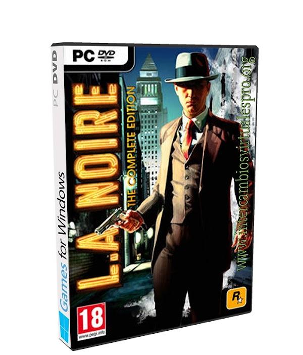 DESCARGAR L.A.Noire Complete Edition, juegos pc