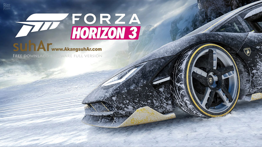 Free Download Forza Horizon 3 PC Full Version, Forza Horizon 3 PC Repack Version