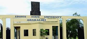 EBSU Cut Off Mark For Admission Exercise 2018/2019 Session
