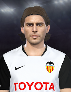 PES 2019 Faces Roberto Ayala by DNA+I Facemaker