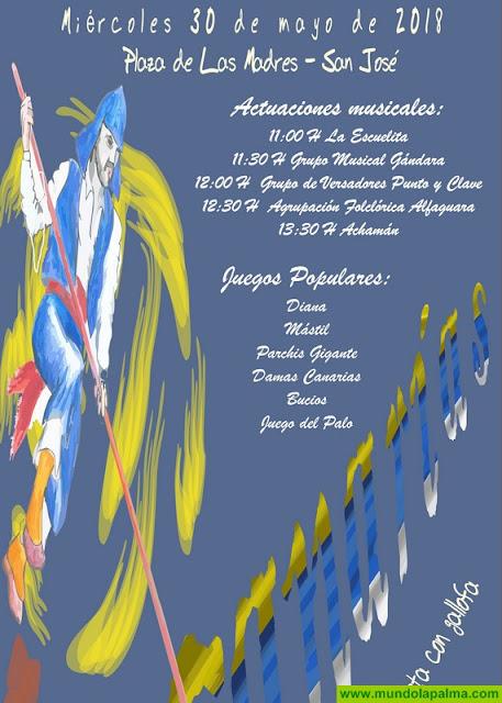 BREÑA BAJA: Día de Canarias