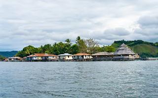 Mengenal Desa-Desa Terapung Yang Ada di Indonesia