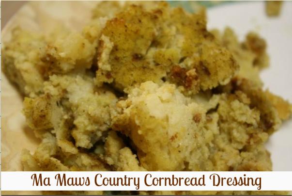 Maw Maw S Cornbread Kitchen Menu