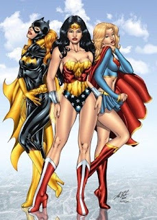 Ladies Of The DC Universe