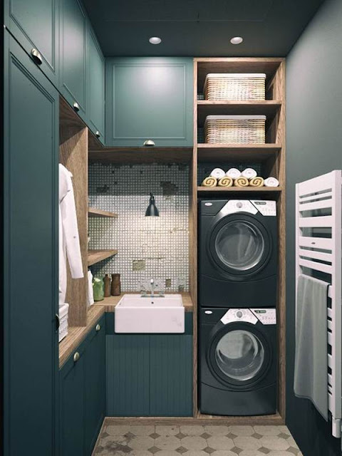 Ideas For a Zone of Washing With Style 1