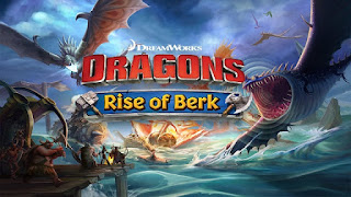 Dragons Rise of Berk Mod Apk v1.30.13 Unlimited Money Terbaru