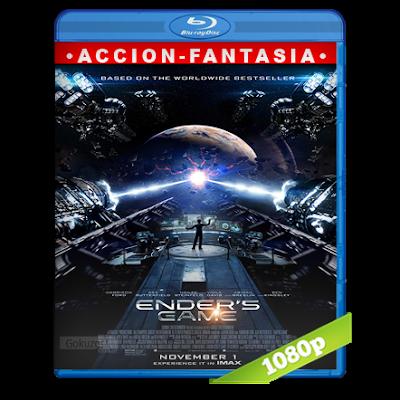 El Juego De Ender (2013) BRRip Full 1080p Audio Trial Latino-Castellano-Ingles 5.1