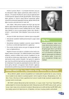 9. Sınıf Kimya Ders Kitabı Cevapları Sonuç Yayınları Sayfa 17