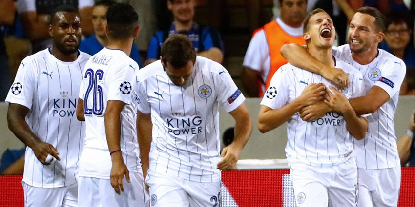 Prediksi skor Leicester City vs Porto 28 September 2016