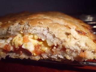 empanada de atun y huevo