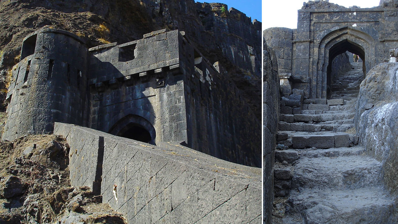 लोहगड किल्ल्याचे फोटो | Lohagad Fort Photos