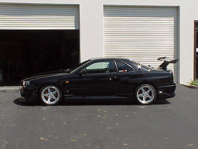 Fast and Furious Nissan Skyline GT-R R32, R33, R34 ...