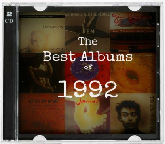 Life on this Planet: The Best Albums of 1992
