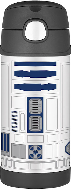 Starwars R2-D2 Thermos Funtainer