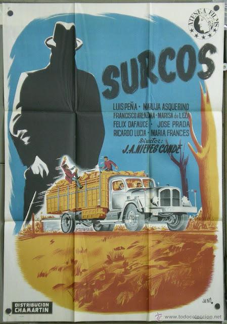 SURCOS (J.A.Nieves Conde-1951)