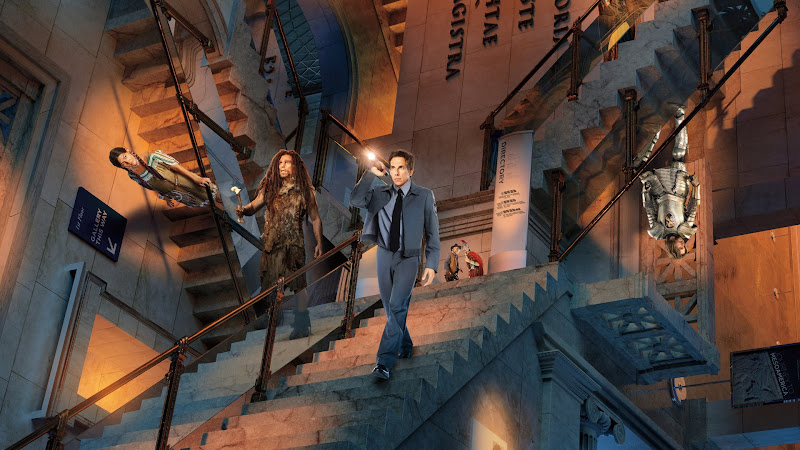 Night at the Museum Secret of the Tomb HD