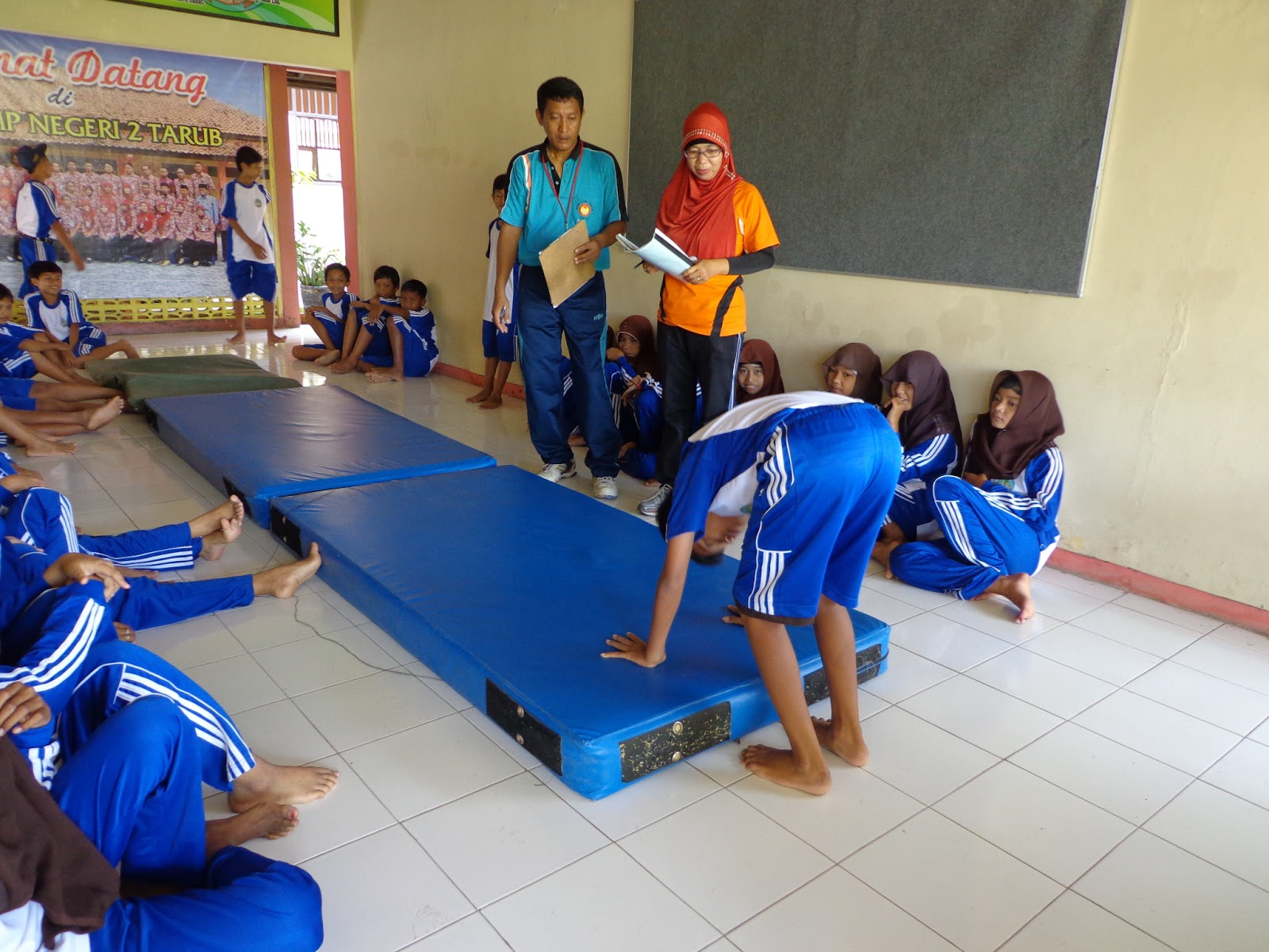 Contoh Proposal Kegiatan Olahraga Senam Icefilmsinfo Globolister Blog Guru Penjasorkes Lembar Observasi Dan Penilaian Kondisi Awal Dan