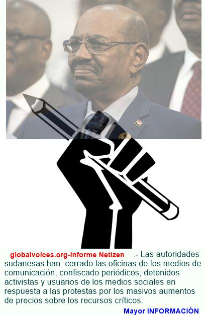 Activistas sudaneses sostienen llamadas a la desobediencia civil, pese a capturas.